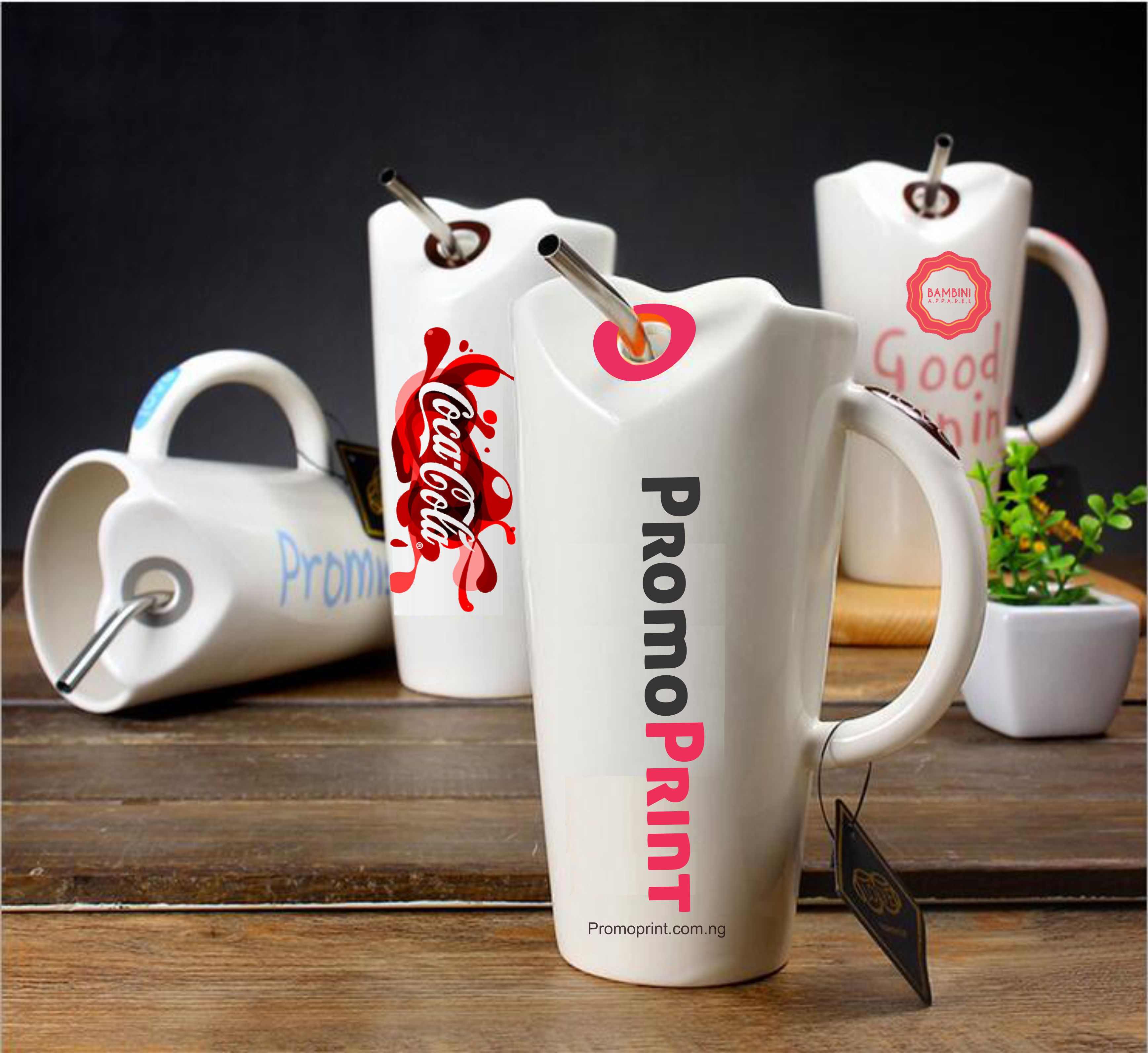 MARKETING WITH PROMOTIONAL MUGS